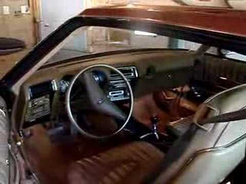 1974 cutlass supreme youtube for 1974 cutlass salon