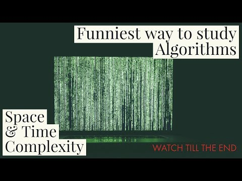 Algorithm Tutorial for Beginners | Funny and Real World Examples | Analysis of Algorithms-1