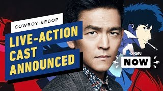Netflix's Cowboy Bebop: Live-Action Cast Revealed - IGN Now