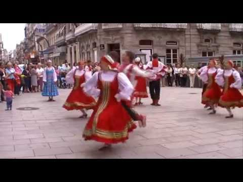 Russian traditional folk dance 1