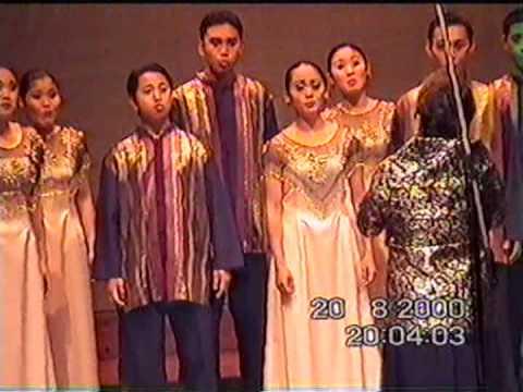 UPCC 2000 Sa Mahal Kong Bayan - Lucio San Pedro