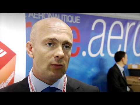 Le Groupe Synergie au Salon du Bourget 2015
