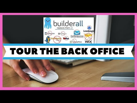 hqdefault - Builderall Landing Pages - Tour of The Backoffice - YouTube