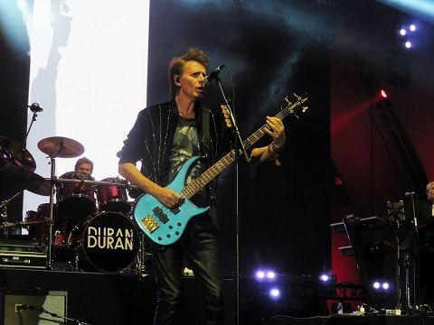 Duran Duran @ The Hollywood Bowl 2015 01/10 (complete show)