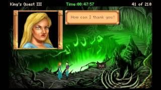 NOT MEDUSA!! | King's Quest 3 Redux (Again) - Part 4