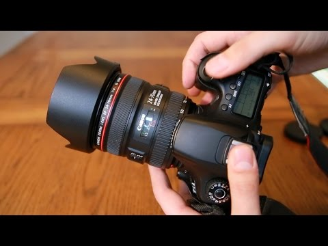 Canon 24-70mm f/4 IS USM 'L' lens review with samples (Full-frame & APS-C)