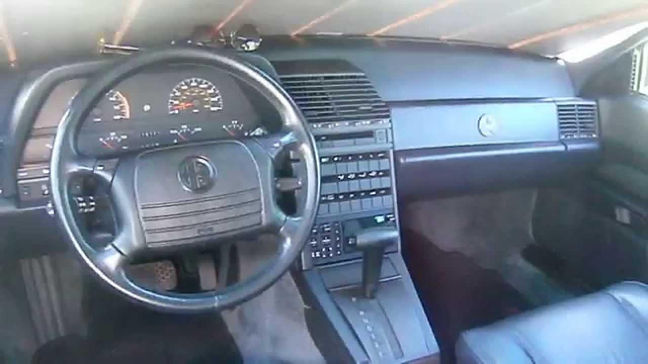 1991 alfa romeo 164l 3.0 liter usa edition - stock original - youtube