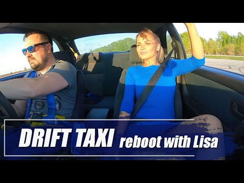 Drift Taxi Reboot With Lisa