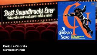 Gianfranco Plenizio - Enrico e Onorata - Il Corsaro Nero (1976)
