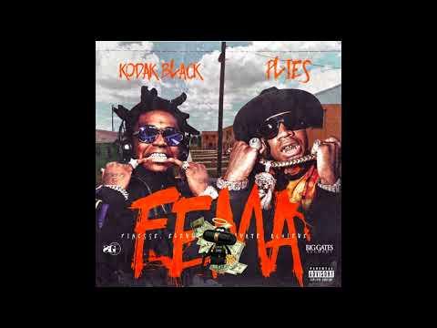 Kodak Black - Cut Throat (Official Instrumental) Prod. by J Cash & KasimGotJuice