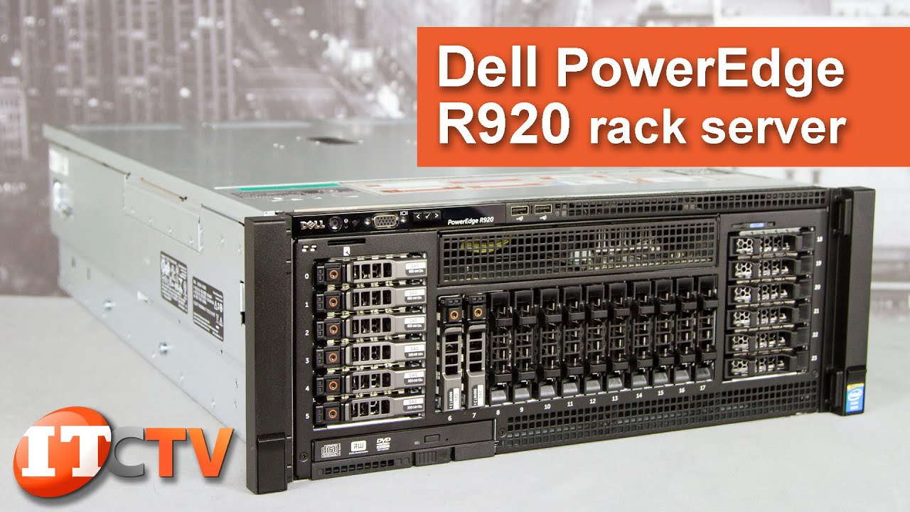 Dell PowerEdge R920 Rack Server | IT Creations