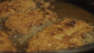 Dicksta's Dishes: Pan Fried Boneless Chicken