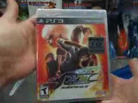 Online Play The King Of Fighters Xiii Xbox 360 Youtube