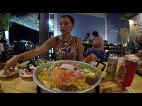 How to cook Thai BBQ Hot Pot Buffet