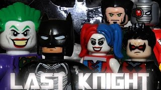 LEGO BATMAN - LAST KNIGHT