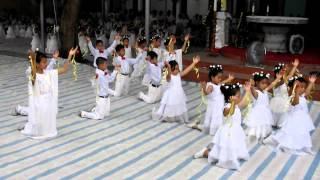 [Dâng hoa Đức Mẹ - Gx Tràng Châu - TGP Hà Nội] Ngũ bái 4 - Lê Hồng - Ngọc Lễ - Trần Phi