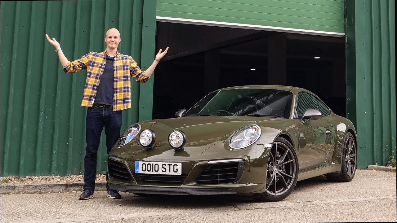 Why I'm Selling My Porsche 911 Carrera  T