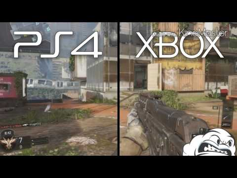 Playstation 4 vs Xbox One Black Ops 3 Graphics Comparison ...Xbox One Vs Ps4 Graphics