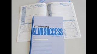 水泳練習ノート クラブサクセスノート 水泳