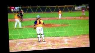 Бейсбол( обзор Украина- швейцария)