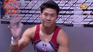 2019 World Artistic Gymnastics Championships. EF. HB