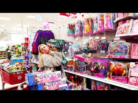 Buying Every Toy In Target To Donate!