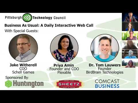 Business as Usual Explores Homegrown Ed-Tech Solutions