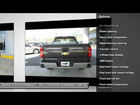 Harbin Chevrolet Scottsboro Al