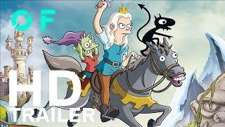 '(Des)encanto', tráiler final subtitulado en español de la serie de Matt Groening para Netflix