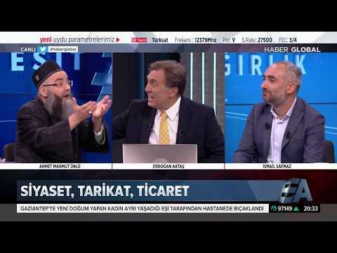 Cübbeli Ahmet Hoca ve İsmail Saymaz Canlı Yayında Tartıştı! Toplanan Bağışlarla Neler Yapılıyor?