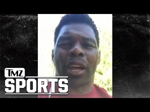 Herschel Walker Still Stands With Trump | TMZ Sports