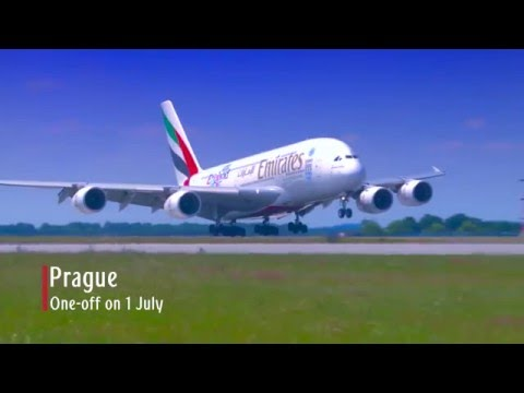 9 new cities in 2015 | Inaugural flights | Airbus A380 | Emirates Airline