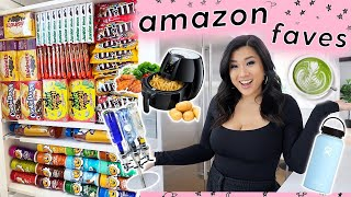18 Amazon Products That Will CHANGE YOUR LIFE!! organization, cooking + more!!