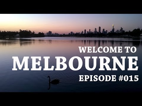 Melbourne City Guide #015 Welcome to Melbourne