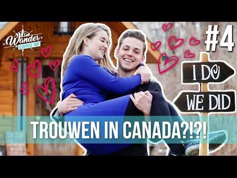 Trouwen in Canada?! | Melanie & Jasper #4 - Wander Toronto