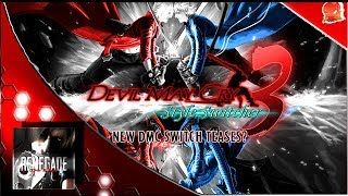 New Devil May Cry 3 SE Teases For Switch & Possibly More? - Gaming News