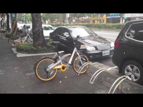 Obike Taipei vlog a new rental bike?