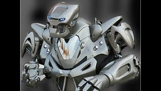 Butlins Skegness 2012 - Titan The Robot (HD)
