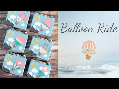 Balloon Ride  [March 2019 Soap Challenge]