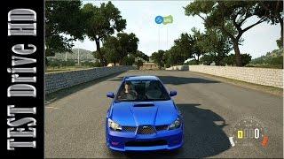 Subaru Impreza WRX STI - 2005 - Forza Horizon 2 - Test Drive Gameplay [HD]