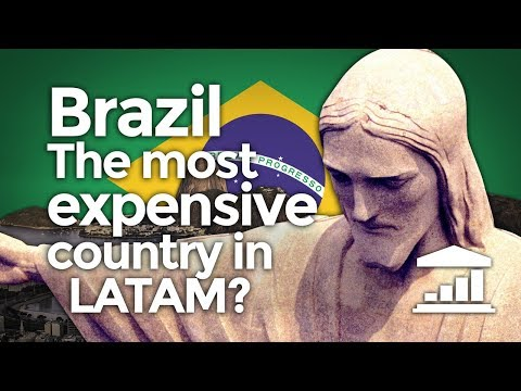 Why is BRAZIL so EXPENSIVE? - VisualPolitik EN