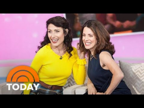 Lisa Edelstein And Alanna Ubach Talk About 'Girlfriend's Guide To Divorce'  TODAY