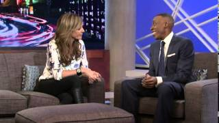 Allison Janney on The Arsenio Hall Show (10/23/2013)