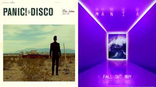 Fall Out Boy/Panic! at the Disco - HOLD ME TIGHT OR DON'T/Miss Jackson (Mashup)