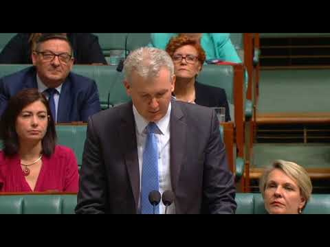 House Question Time 6 December 2017
