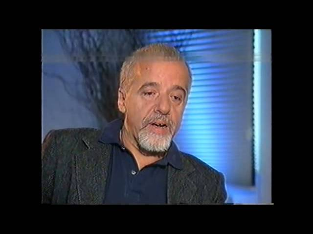 REDE MANCHETE    PROGRAMA MISTERIO   PAULO COELHO PARTE 1