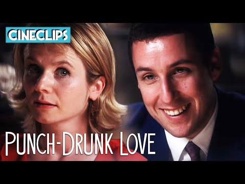 Barry's Bad Date With Lena | Punch-Drunk Love | CineClips