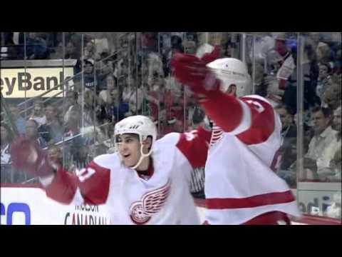 2008 Stanley Cup Playoffs Round 2 - Red...
