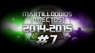MARTILLODDIOS - PROMOCIÓN DE CANALES - #7 Sigue adelante.