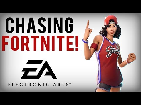 EAs Desperately Trying To Copy Fortnite...